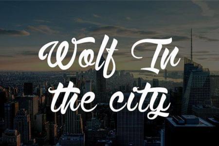 Font Chữ FS Wolf  In The City Việt Hóa - Download Font Chữ Miễn Phí